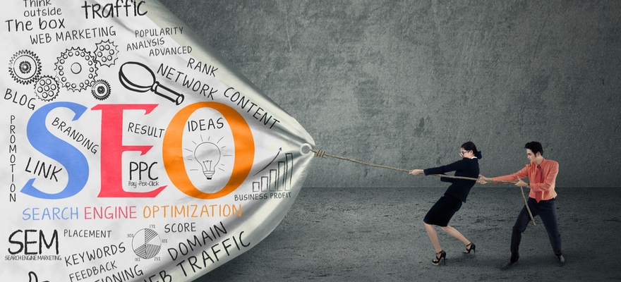 how to use SEO for B2B lead generation