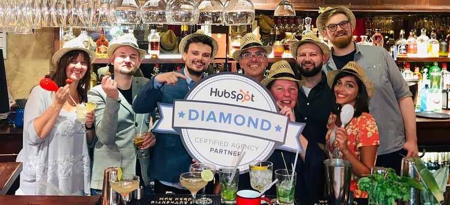 HubSpot Diamond Partner Manchester