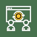 AG - Icon - Remarketing ΓÇö White