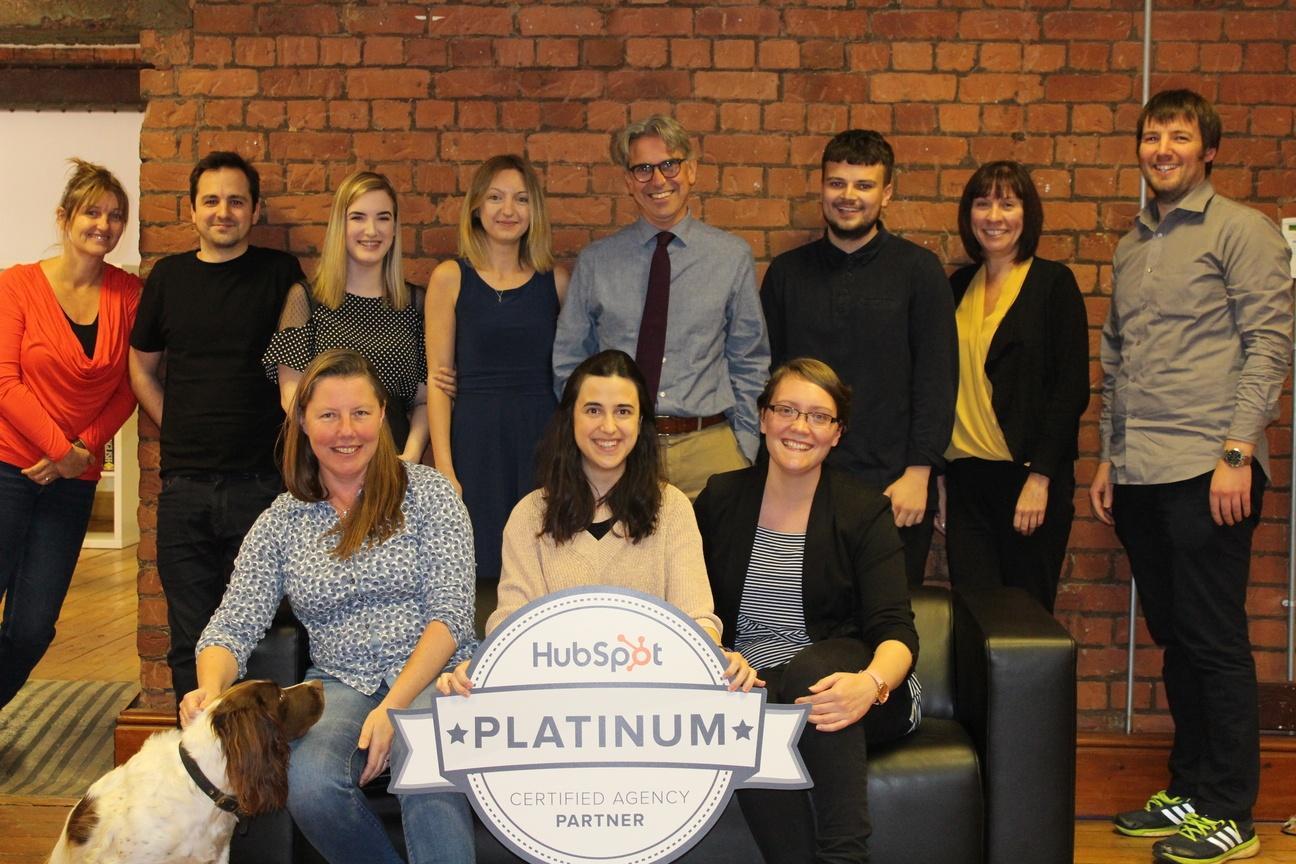 Axon Garside Team - HubSpot Platinum Partner