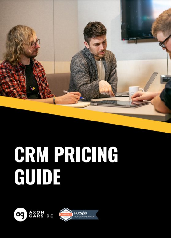 CRM Pricing Guide