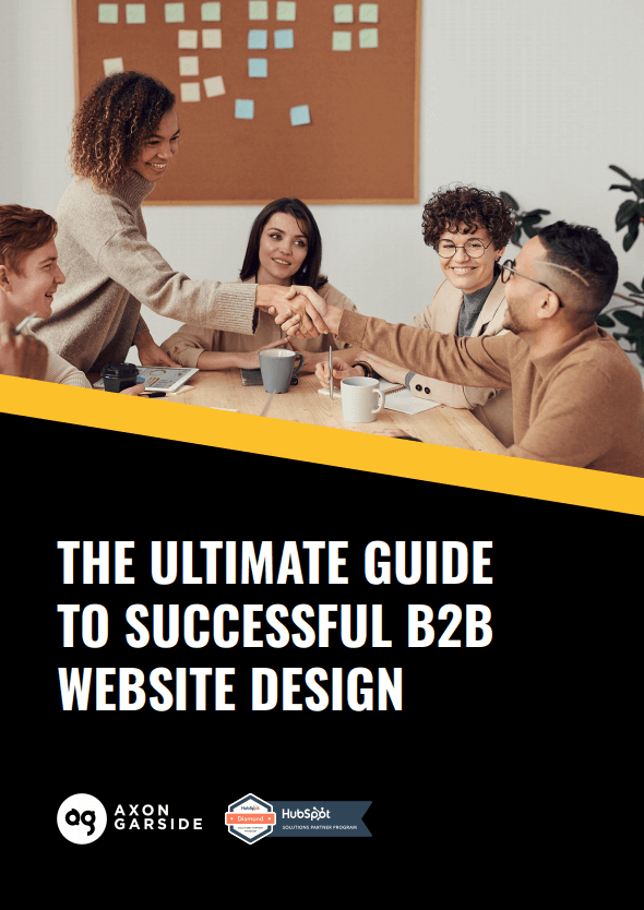 Successful B2B Website Design