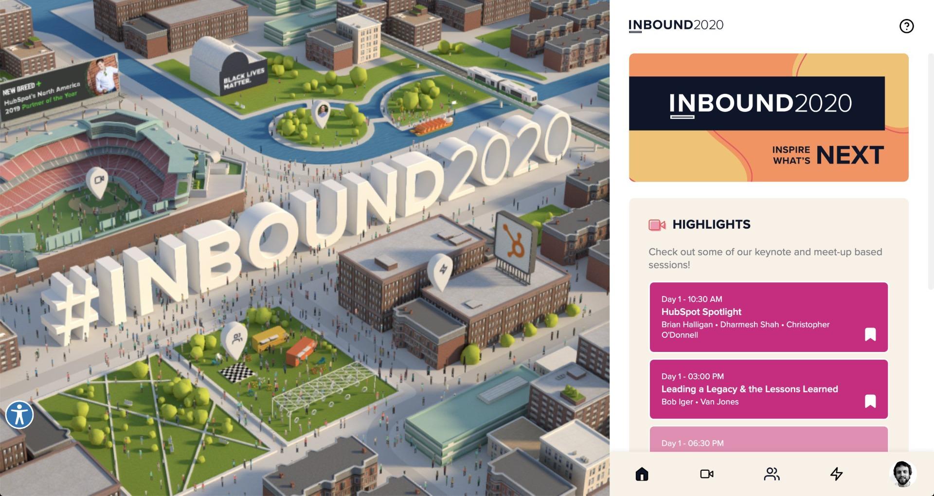Is Hubspot's Inbound 2020 the future?