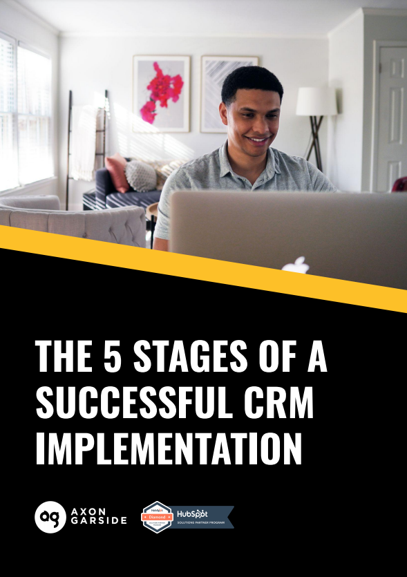 CRM guide cover