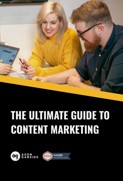 the ultimate guide to content marketing thumbnail