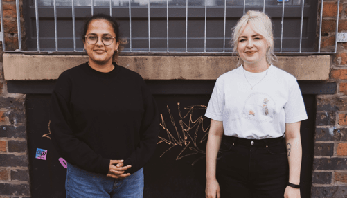 'Make it a Double': Axon Garside welcomes two new team members!