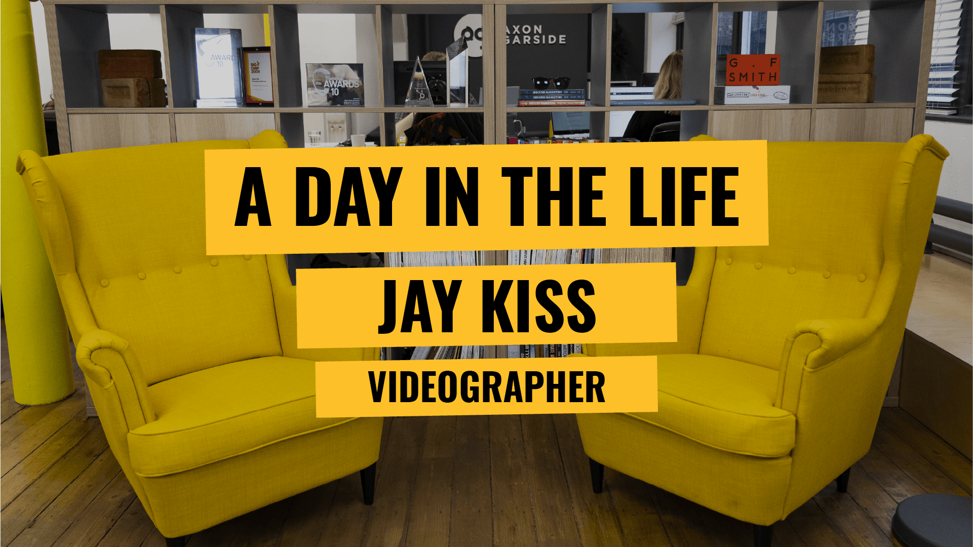 [Video] A day in the life - Video Expert Jay Kiss