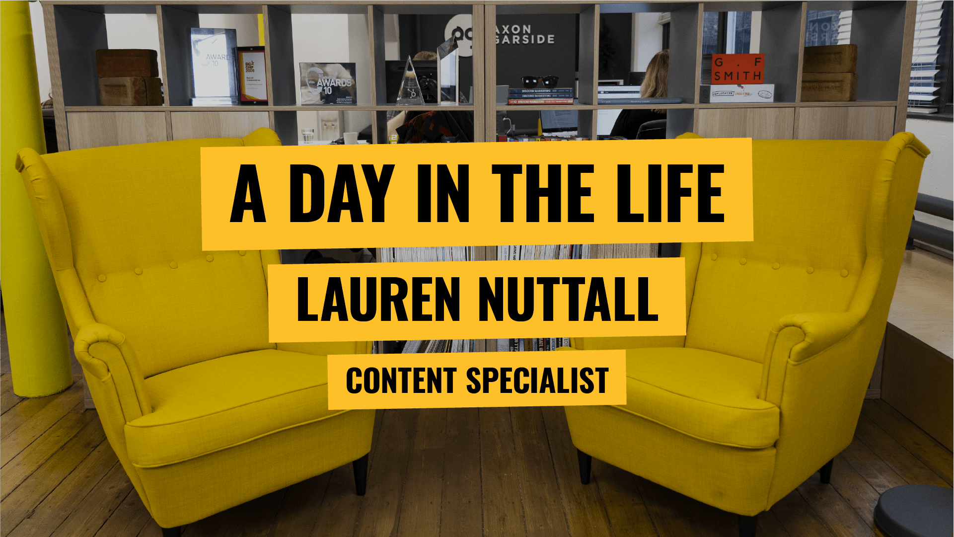 [Video] A day in the life - Content Expert - Lauren Nuttall